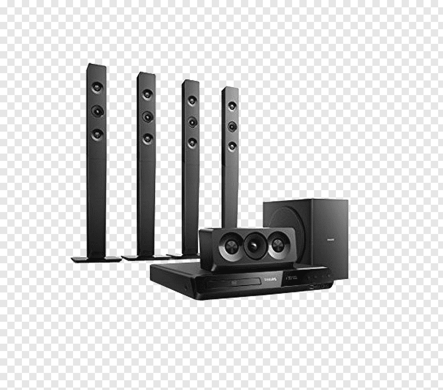 Harman Kardon 5 1 Home Theater System With Blu Ray