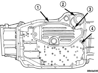 2002 Dodge Ram 1500 Transmission Diagram, 2002, Free
