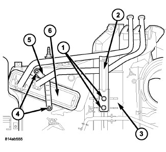 2003 Chrysler Town Country Spark Plug Diagram