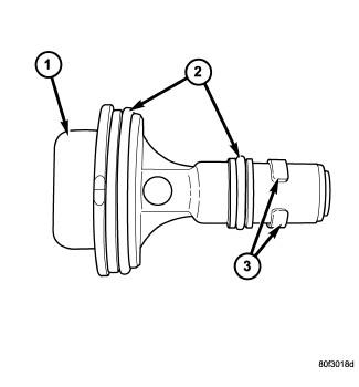 Service manual [2004 Dodge Dakota Club Valve Body Removal