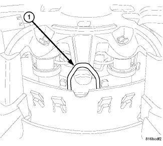 How do you remove horn cover on 2008 jeep wrangler with airbag