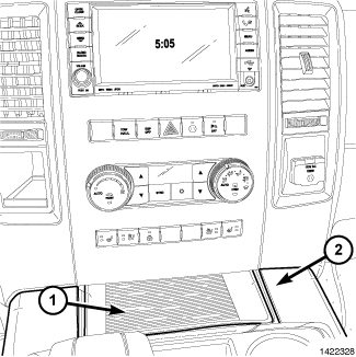 Dodge Ram 2500: dash so I can tie..accessory power wire..off.