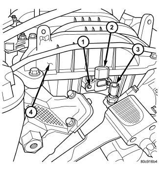 Chevy 350 Coolant Temp Sensor Location, Chevy, Free Engine