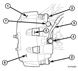how to change and adjust front brake pads on 2006 Ram 1500