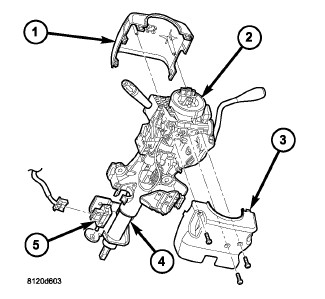 Wiring Diagram 1997 Dodge Ram 1500 Steering Wheel, Wiring