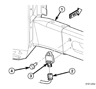 Chevy Silverado Airbag Sensor Location. Chevy. Wiring