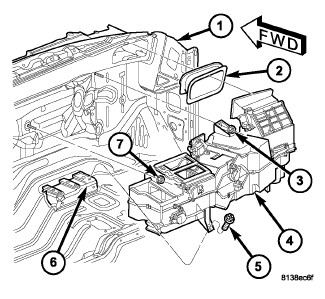 2004 Dodge Ram 1500 Heater Diagram, 2004, Free Engine