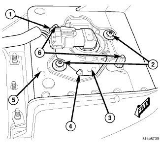 How do you remove the fog light from a 2007 Dodge Dakota?