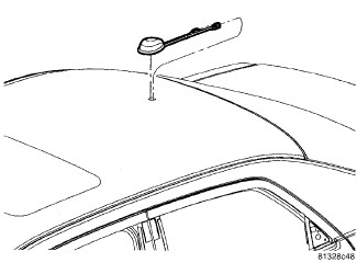Service manual [How To Remove Antena On A 2000 Chrysler