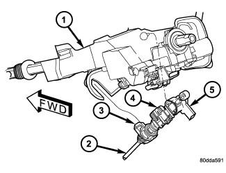 2006 Dodgeram 2500 desil automatice transmission shifter