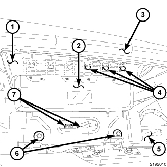 Service manual [How To Remove 2011 Dodge Ram Steering