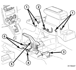 Ford Expedition Fuel Pump Shut Off Switch, Ford, Free
