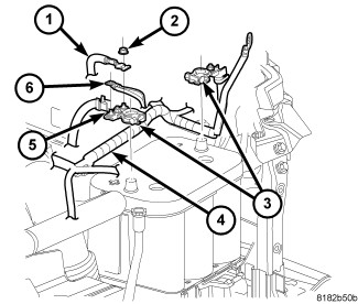 2007 dodge caliber starter wiring diagram visual studio view class how do you replace the battery on a