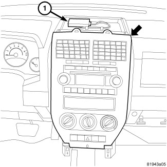 2007 Jeep Compass: a radio and 6-disk in dash CD changer