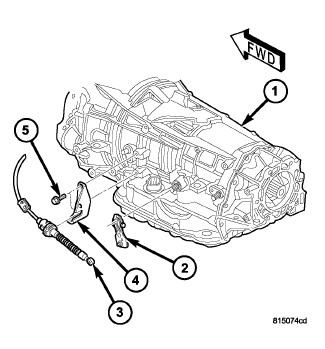 2006 GRAND CHEROKEE: TRIED reverse ETC;NOTHING,SELECTOR