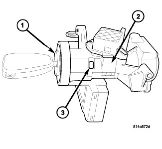 Service manual [2002 Buick Rendezvous Ignition Lock