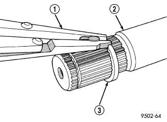 Service manual [2006 Chrysler 300 Drive Shaft Removal