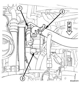 07 Grand Caravan: power steering pump..3.8 L, myself
