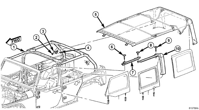 1979 Jeep Door Latch Diagram, 1979, Free Engine Image For