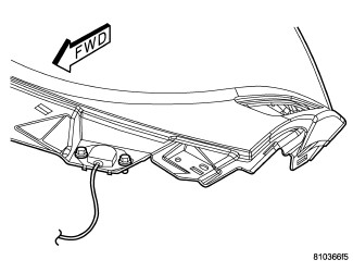 Service manual [How Do I Replace The Rear Roof Antenna