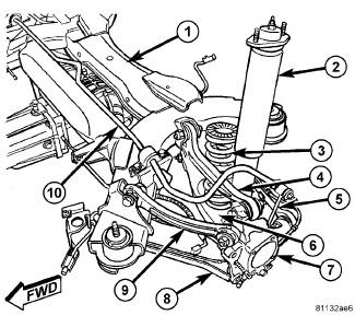 Dodge Neon Suspension Diagram, Dodge, Free Engine Image