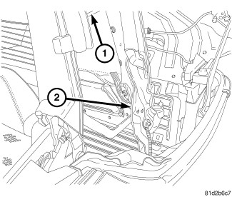 2008 Chrysler Sebring: procedure to replace a rear window