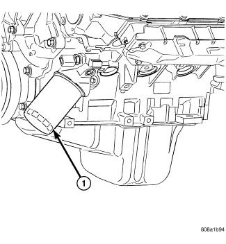 Have a 2008 Dodge Nitro 3.7 L v6. How do I remove the oil
