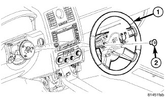 I need to change my steering wheel from regular to audio