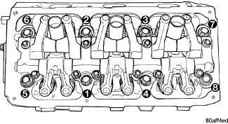 2006 Chrysler 300 Touring: V6 3.5L..head bolt torque
