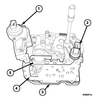 2009 jeep wrangler: blown..PCM..tranny flush and