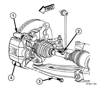 how to do a brake job on a 2009 dodge journey