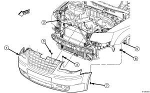 2008 Dodge Grand Caravan headlight assembly  DodgeForum