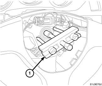 Service manual [Remove 2002 Chrysler Sebring Steering