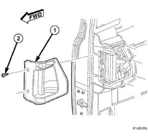 2008 Dodge Grand Caravan Sliding Door Wiring Diagram