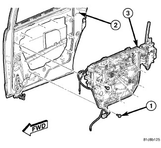 2008 Town And Country Sliding Door Wiring Harness Recall