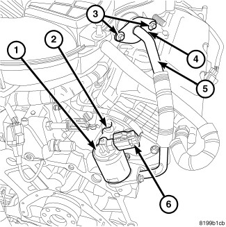 Dodge Nitro Coolant System Diagram, Dodge, Free Engine