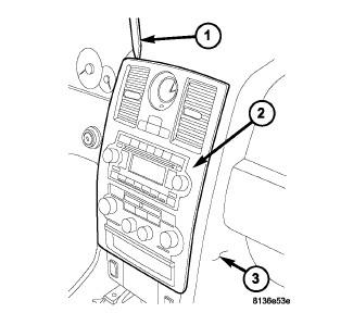 Service manual [Transmission Control 2006 Chrysler 300