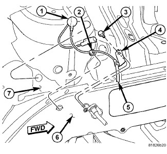 Speed Sensor Location Dodge Avenger Pictures to Pin on