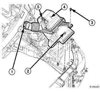 2009 Dodge Journey SXT: the spark plugs..cyl..3.5L