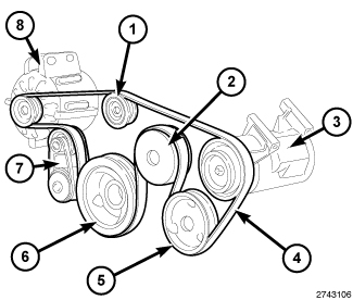 2007 2010 Nissan Altima 3 5l Serpentine Belt Diagram