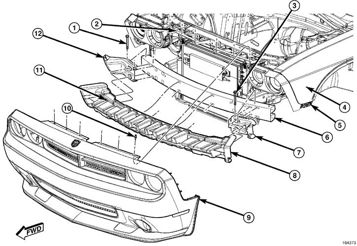 2013 dodge challenger rt wiring diagram
