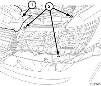 Dodge Journey R/T: I will replace my H11 Low beam on my dodge