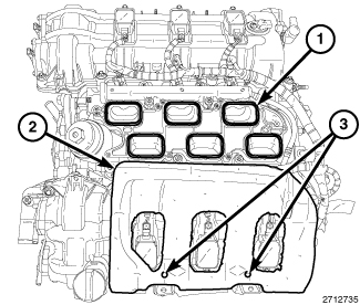 Chrysler Town And Country Engine Diagram Oil Filter