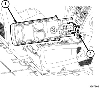 2016 Dodge Journey Fuse Box Location. Dodge. Auto Wiring
