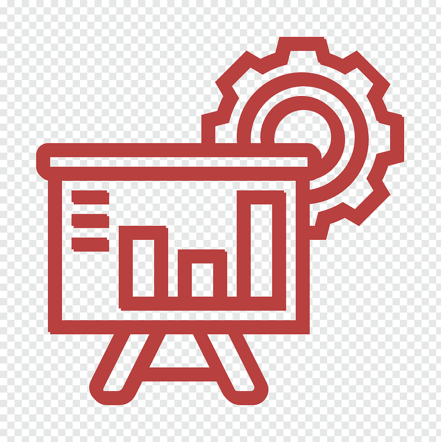 Presentation Icon Business And Finance Icon Business Analytics Icon Line Logo Png Pngwave