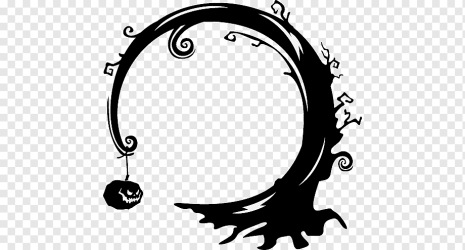 Tree Branch Silhouette Text Studio Zushi Black Black And White Leaf Circle Text Studio Zushi png PNGWing