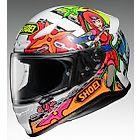 SHOEI ショウエイ/【予約受付中■2019年3月発売予定】Z-7 STIMULI [スティミュライ TC-10 RED/BLUE] ヘルメット