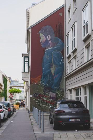 Streetart Wiedeń