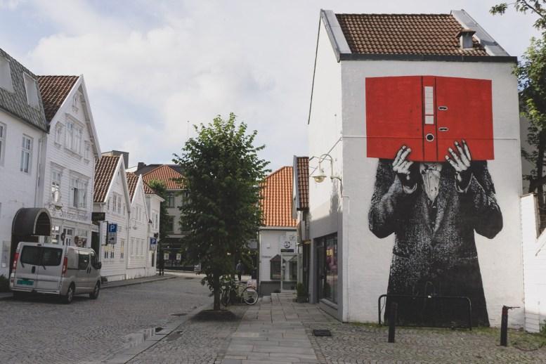 Stavanger street art