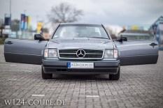 Mercedes-Benz W124 C124 Coupe 300 CE 001